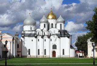 Saint Sophia Cathedral in Veliky Novgorod