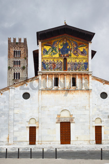 San Frediano in Lucca