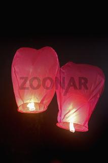kongming lantern (sky lantern)