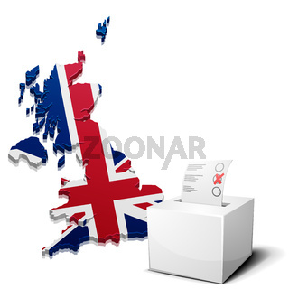 ballot box Great Britain