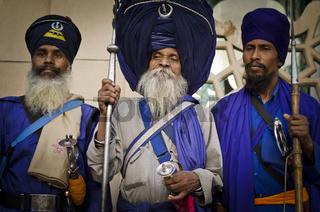 Sikh saints