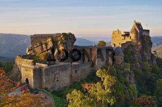 Aggstein Burg - Aggstein castle 01