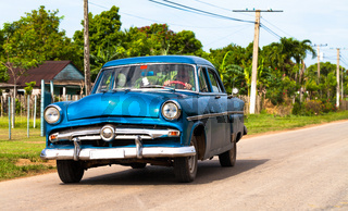 Kuba amerikanischer Oldtimer10