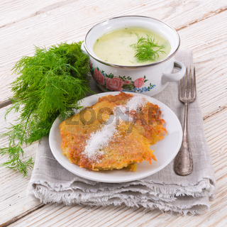 Dill soup