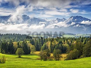 Mountain Allgau
