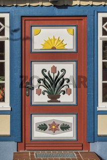 Darßer Tür | Darsser door