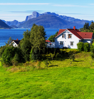 Huts in Norway