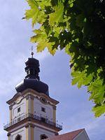 Michaelskirche-Weiden in der Oberpfalz