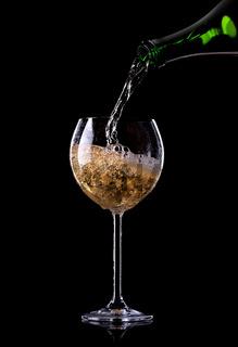 Beautiful champagne