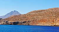 Mountain-and-rocky-coastline-of-greek-Kissamos-bay-panoramic-shot