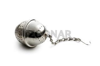 metal tea strainer
