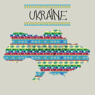 New Ukraine map