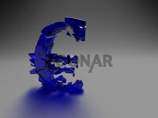 Euro zerbricht