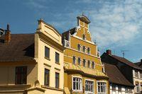 Altstadt in Wismar