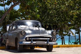 Kuba amerikanischer Oldtimer6