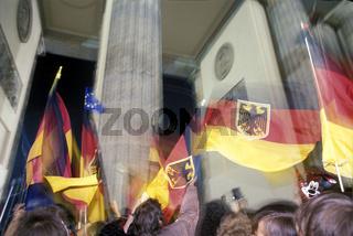 Wiedervereinigung Berlin 1990