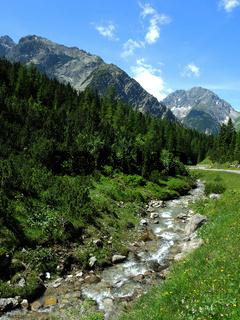 Lechtaler Alpen, Tirol, Oesterreich