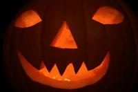 Horror Kürbiskopf Halloween