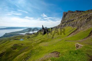 Landschaft auf der Isle of Skye