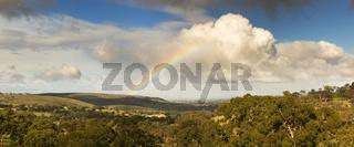 Rainbow Landscape
