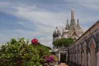 Khao Wang Palast, Petchaburi Thailand