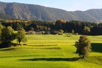 Chiemgau bei Samerberg