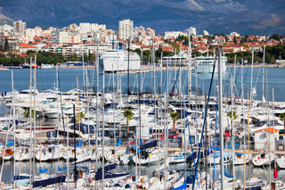 City of Split Harbour