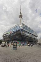 Das ALEA 101 am Alexanderplatz, Berlin