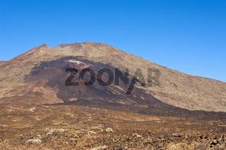 Pico Viejo Vulkan im Teide Nationalpark, Teneriffa