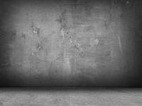 concrete grey interior background