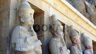 tempel von hatschepsut in luxor