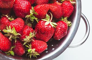 Strawberry berries