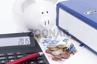 Finanzen überprüfen