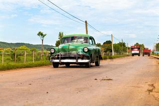 Kuba amerikanischer Oldtimer 9