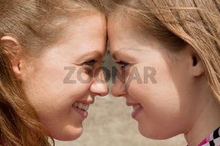 girl twins