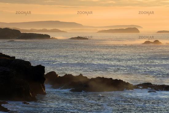 Sunset, Isle of Lewis, Outer Hebrides, Scotland