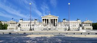 Parlamentsgebäude Wien