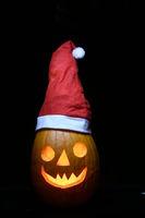 Nikolua Halloween Kürbis
