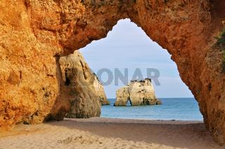 Algarve Strand Dos Tres Irmaos - Algarve beach Dos Tres Irmaos 10