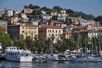 Hafen von La Spezia, Italien