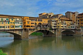 Ponte Vecchio Brücke - Florenz