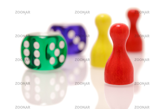 Gamble dice
