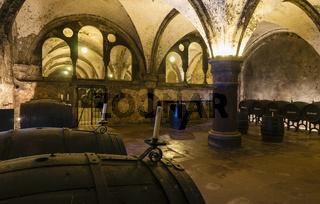 Eiskeller und Weinkeller,, Kloster Eberbach