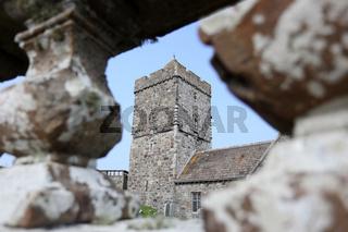 St Clement's Church, Harris, Outer Hebrides, Scotland