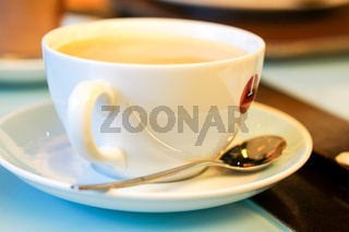 heisser cappuccino