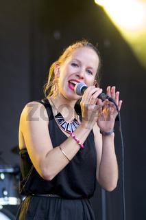 Stefanie Heinzmann playing in Rosenheim - Stefanie Heinzmann Konzert in Rosenheim