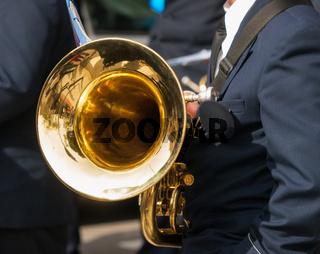 Bass trompete