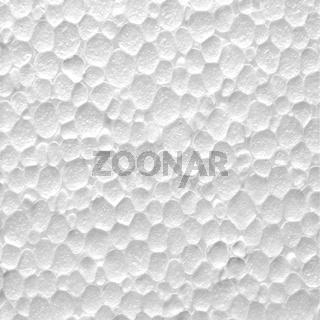 Styrofoam texture background