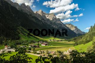 Das Gschnitztal in Tirol