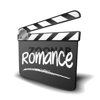 Clapper Board Romance